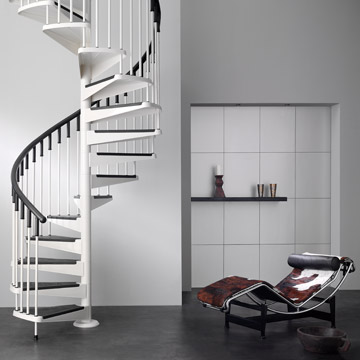 Servicios - Escaleras de caracol modernas ...