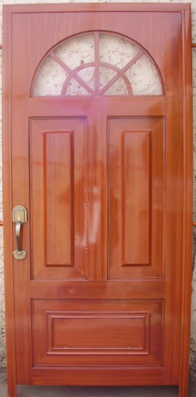 Servicios for Tipos de puertas de madera