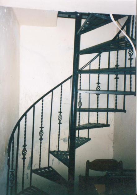 Servicios - Fotos de escaleras caracol ...