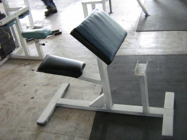 Servicios for Aparatos gimnasio